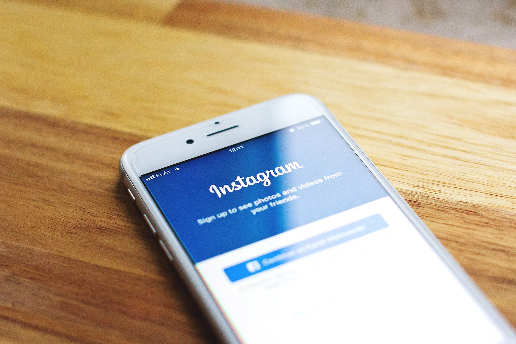 instagram giornalismo